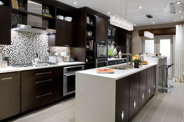 Modern Furniture: Candice Olson's Inviting Kitchen Design