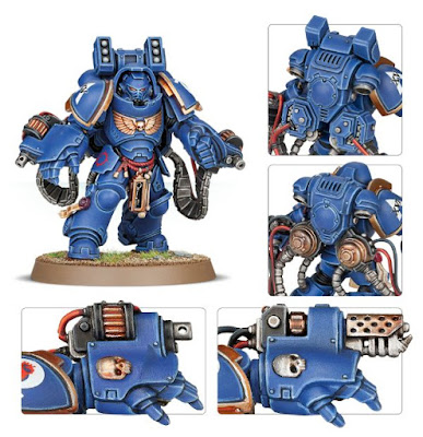 8th edition space marine primaris aggressors review