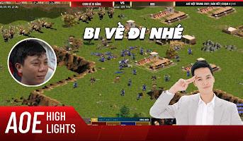 AoE Highlight | Cuộc đối đấu của những bộ óc vĩ đại nhất AOE Việt giữa Chim Sẻ và BiBi