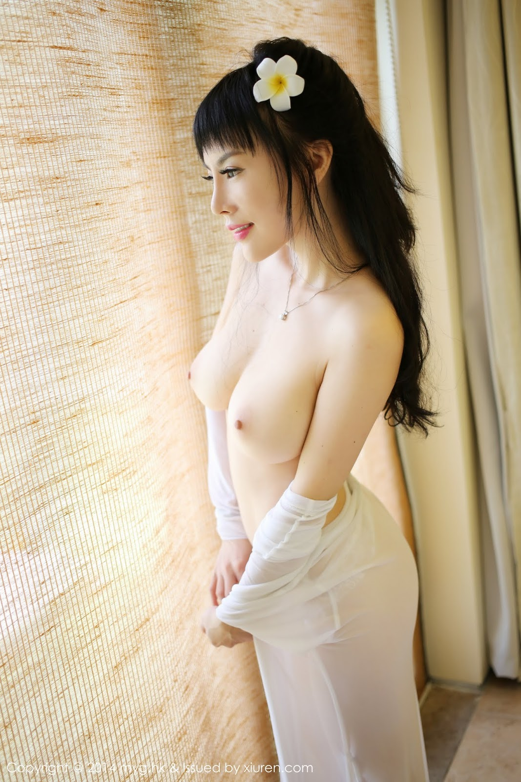 0046 - Sexy Nude Model MYGIRL VOL.49