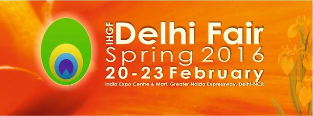 IHGF-Delhi Fair Spring 2016