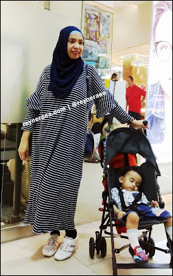 review baju menyusui ish atau iymel says hijab