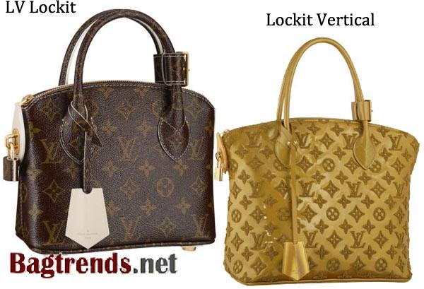 Louis Vuitton Fall 2017 Handbags Lockit