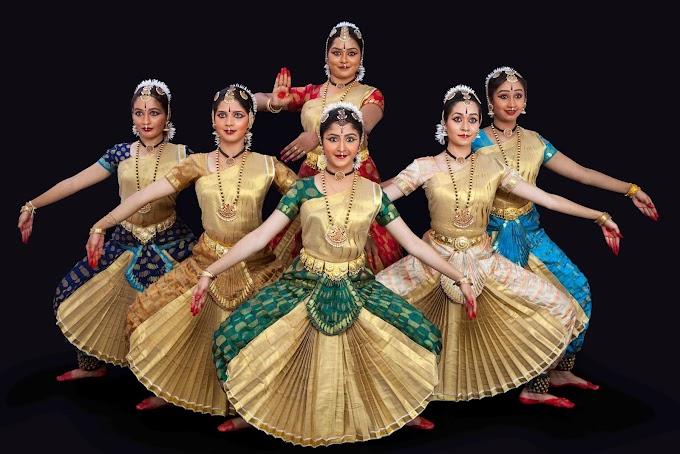 About South Indian Bharatnatyam Dance