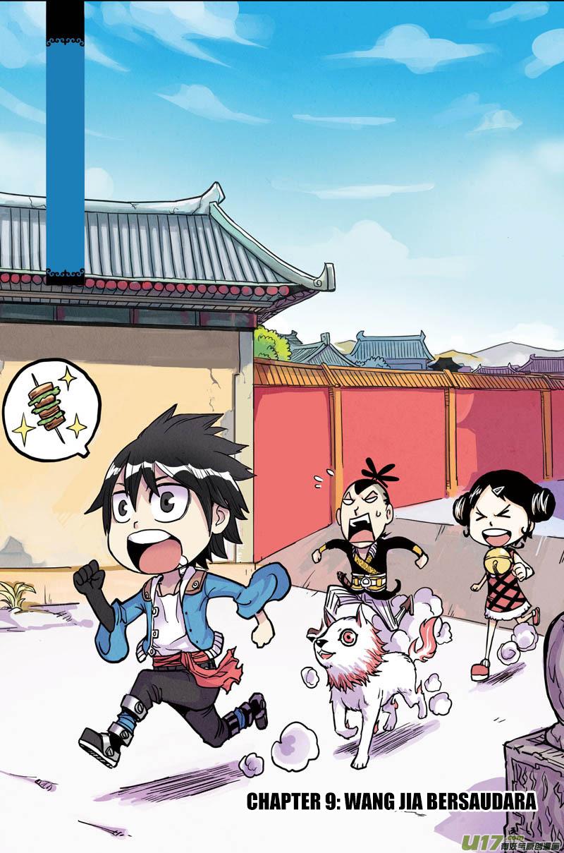 Zui Wu Dao Chapter 9