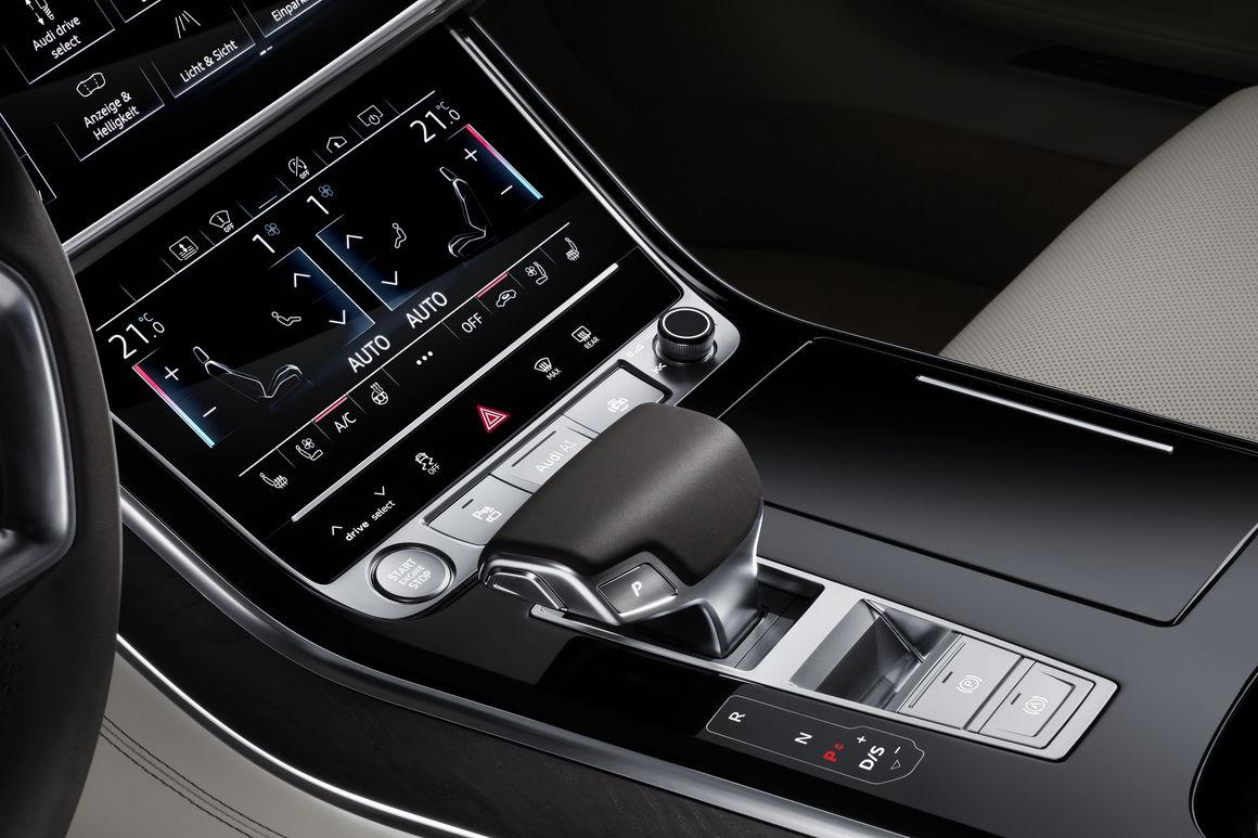 Audi A8 đời mới