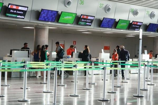 Aeroporto de Natal terá 355 voos extras na alta temporada, diz Inframerica