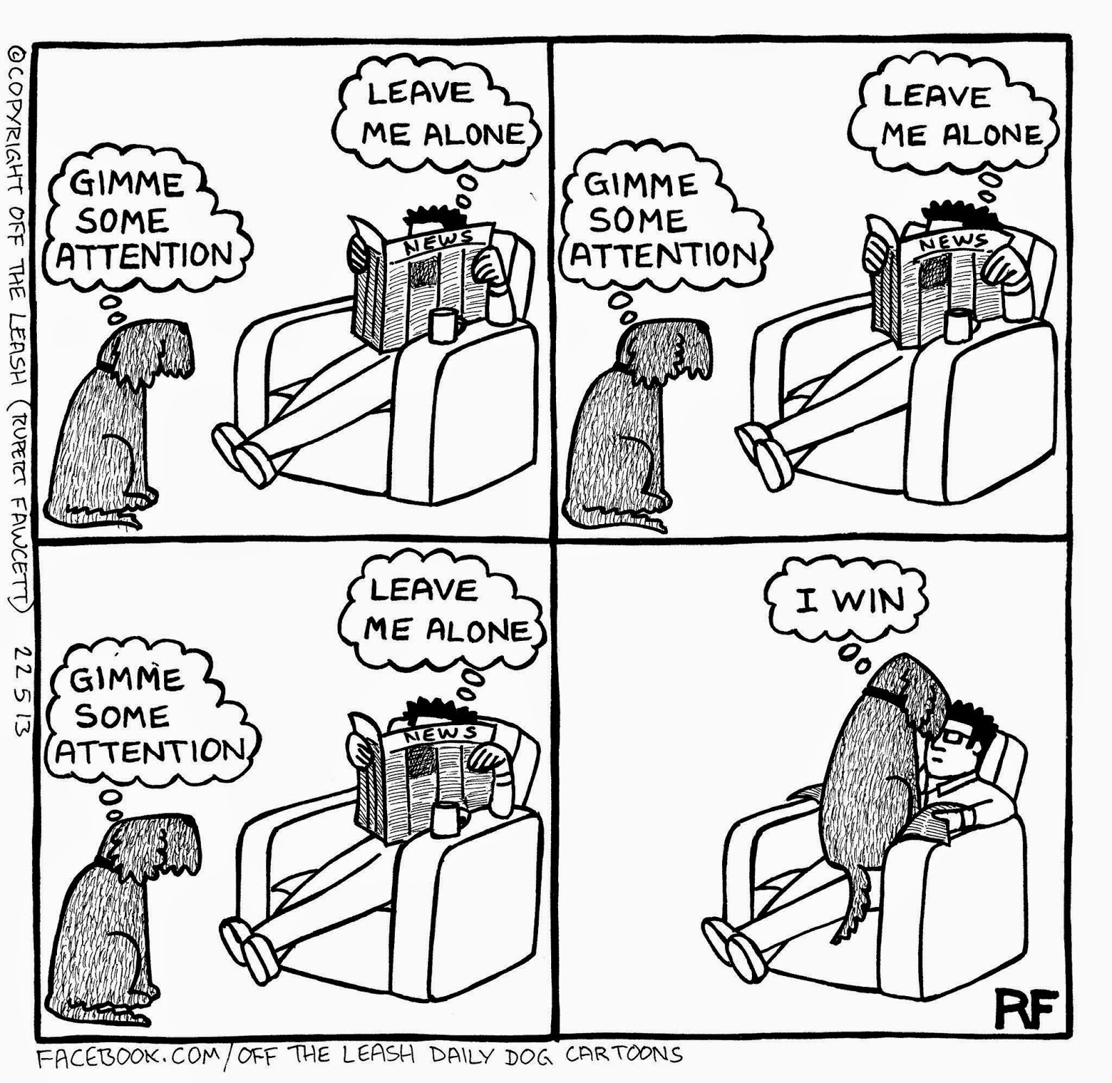 DeltaBluez Stockdogs: Off the Leash Cartoons Part One