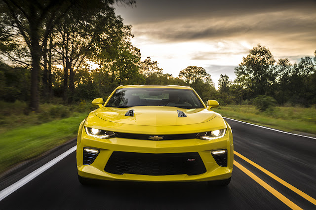 Chevrolet Camaro Coupe 2016