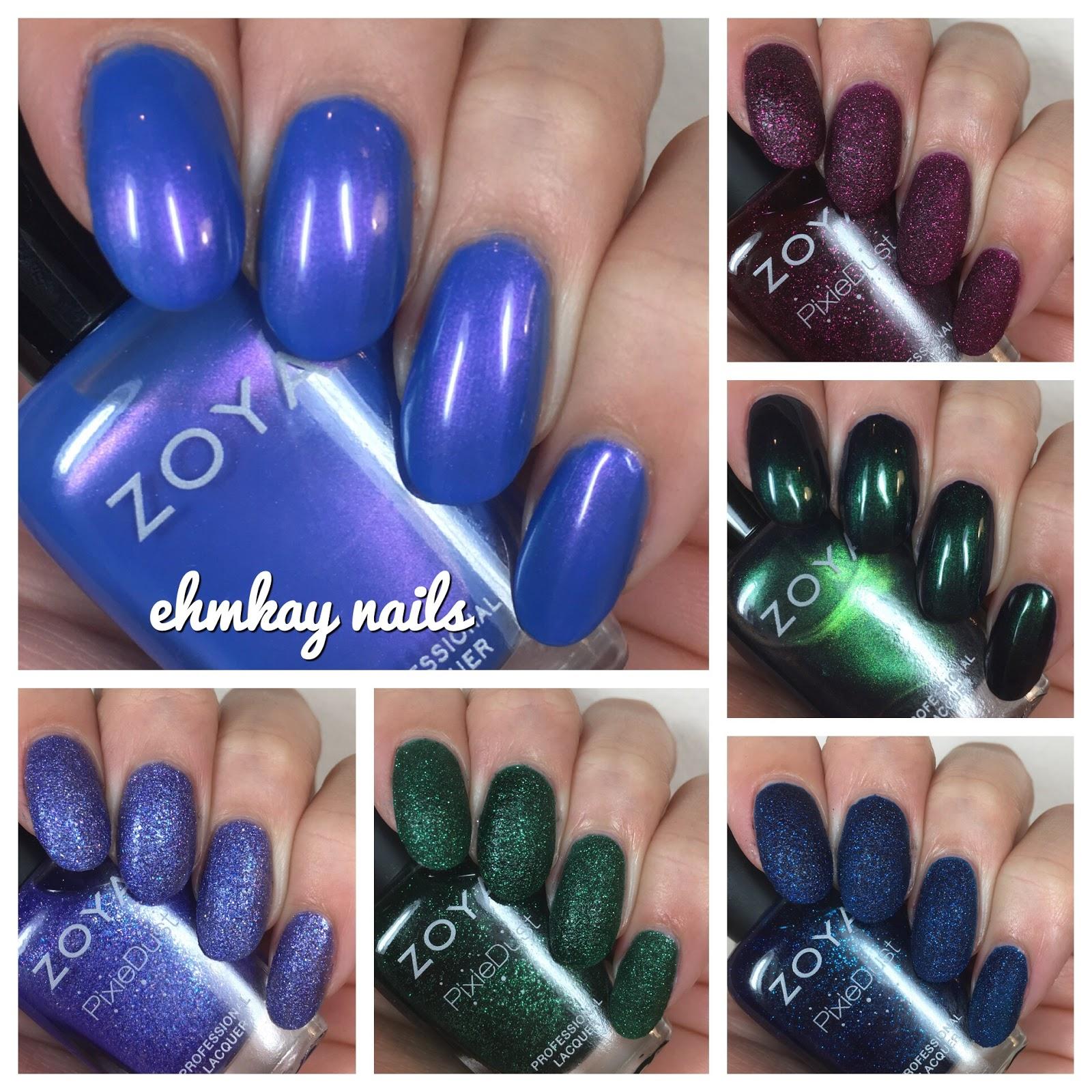 ehmkay nails: Zoya New Year Deal: Get 4 Free Lipsticks or Nail Polishes!