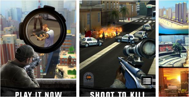 screenshoot Sniper 3D Assassin Gun Shooter