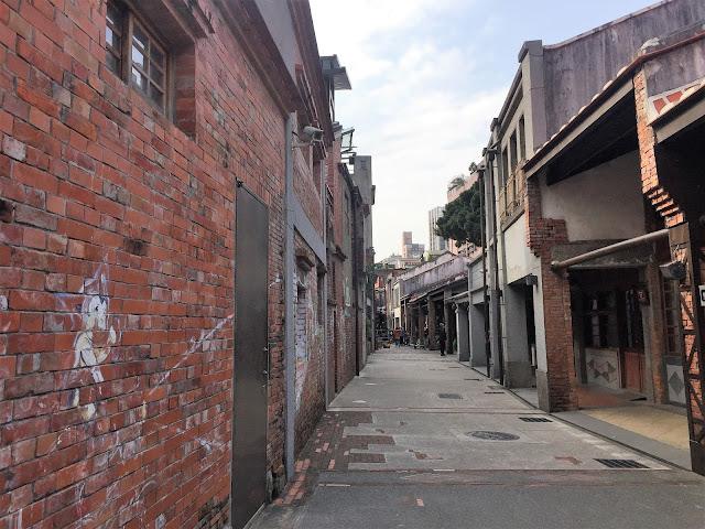 bopiliao historical block taipei taiwan