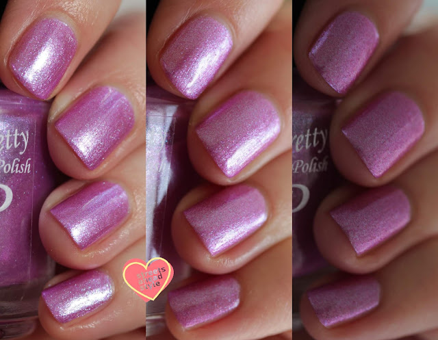 Paint It Pretty Polish Love Without Limits swatch by Streets Ahead Style