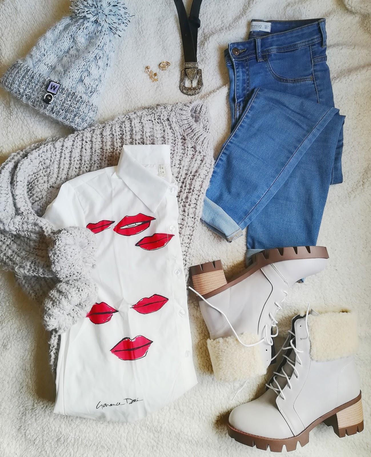 winter outfit o blog da mo