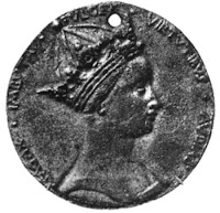 Image result for medal of margaret of anjou