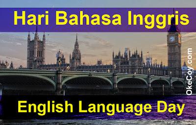 Hari Bahasa Inggris Sedunia (World English Language Day)