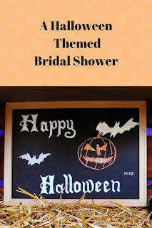 Halloween party, bridal shower