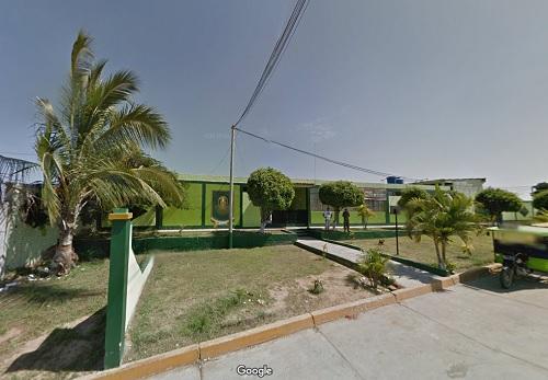 Escuela MARISCAL ANDRES AVELINO CACERES - El Pacífico