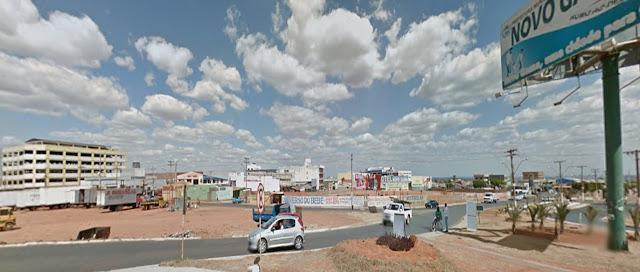 Novo Gama GO é a décima nona maior cidade do Centro Oeste do Brasil