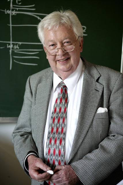Prof. Walter Greiner scientist