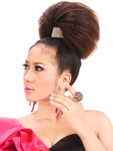 Khmer Women Hair Style 2011 Hot Asia Stars Singers Pop Stars