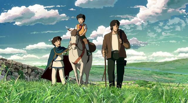 Anime Mirip Sen to Chihiro no Kamikakushi - Hoshi wo Ou Kodomo