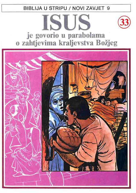 Novi Zavet 9 - Biblija u Stripu