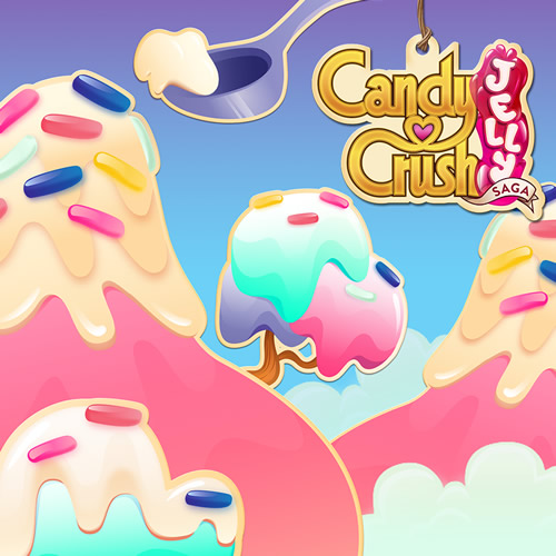 Candy Crush Jelly Saga Saga 481-500