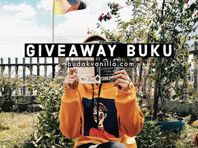 GIVEAWAY BUKU by budakvanilla, Blog, Hadiah Buku,