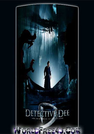 Poster Of Detective Dee: Mystery of the Phantom Flame In Dual Audio Hindi Chinese 300MB Compressed Small Size Pc Movie Free Download Only At worldfree4u.com