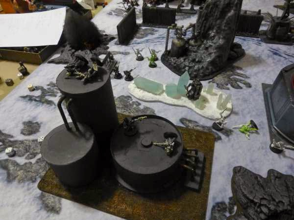 Carnage amongst the Eldar