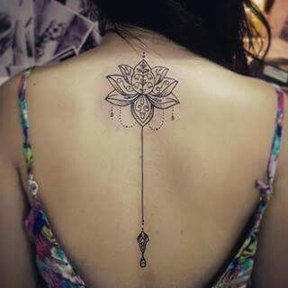 30 Charming Lotus Flower Tattoos and Meanings
