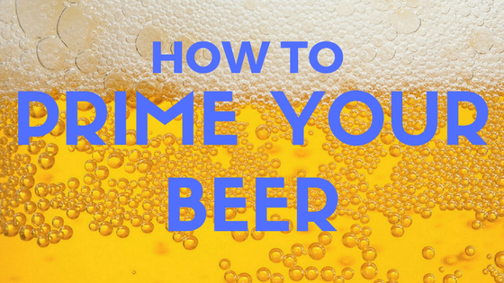 how to batch prime homebrew beer