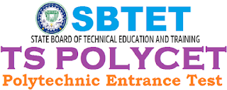 TS POLYCET, Polytechnic Entrance Test,Schedule