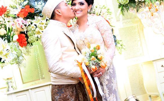 foto pernikahan anang amp ashanty   suka suka sa