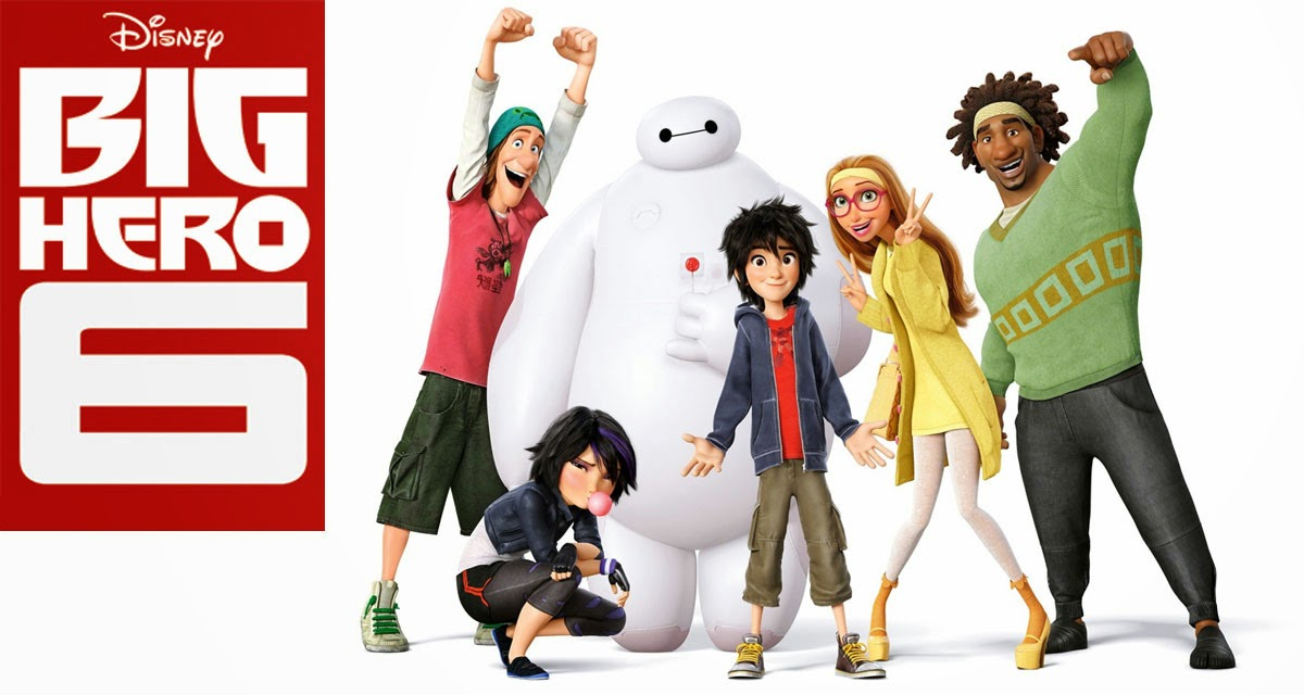 Big Hero 6 2014 Baymax Exist Because The Love That Never End