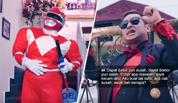 """Video HD: """"Kemurungan aku selepas tonton MV Malas Nak Layan Boy Iman"""" - Netizen"""