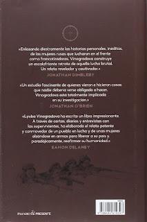 """ÁNGELES VENGADORES"". Libro"