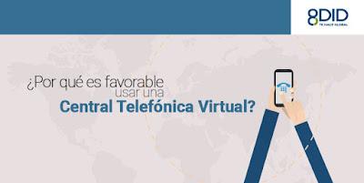 por que usar una central telefonica virtual