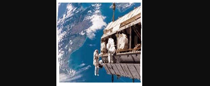 en Vivo desde la Estacion Espacial