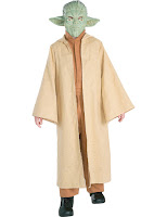 COSTUM YODA STAR WARS COPII