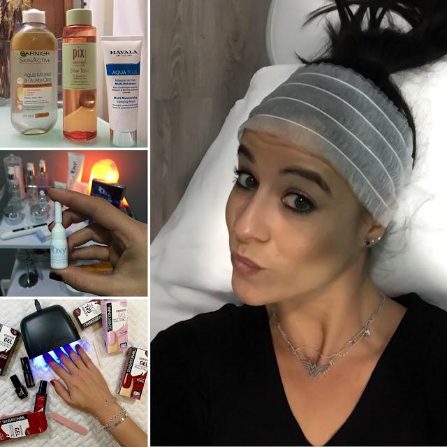 BEAUTY Report: SENSATIONAIL · BeOXY: oxigenación facial · Rutina nocturna de belleza: GARNIER + PIXI + Mavala