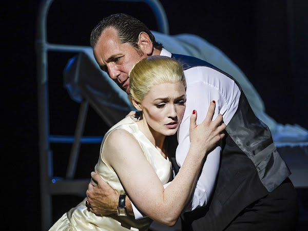 Evita (UK Tour),  Grand Opera House, Belfast | Review