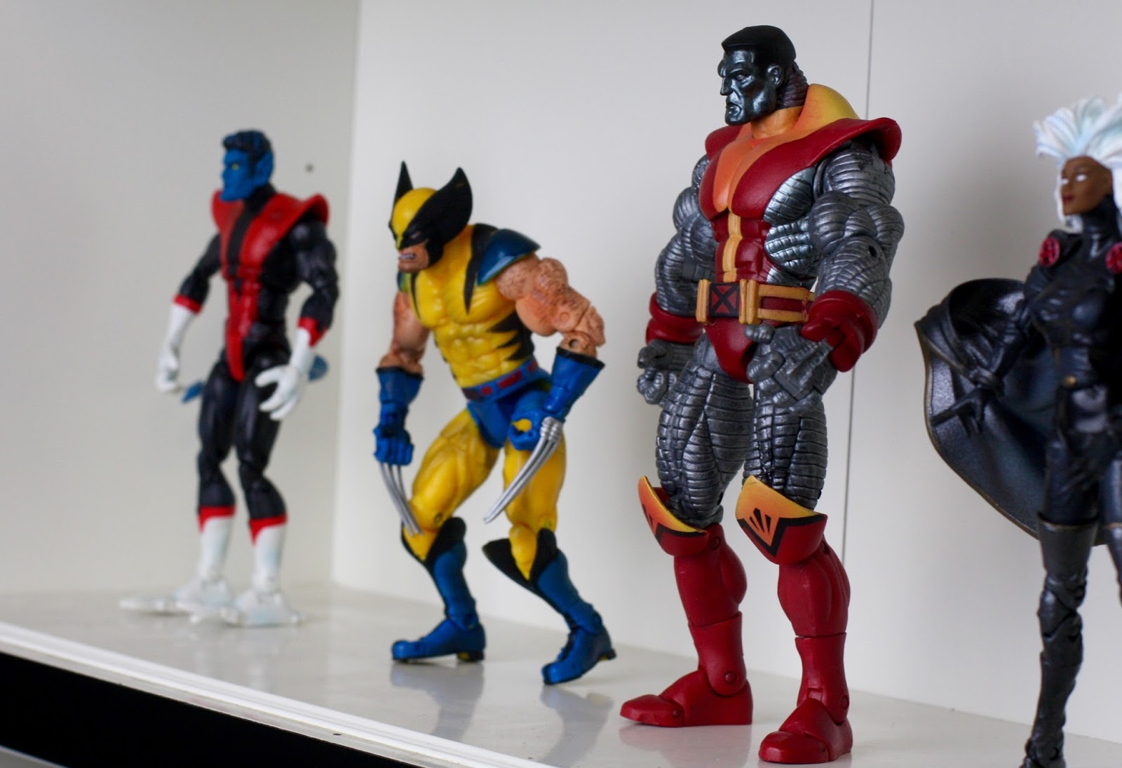 Geek Diy Bam Marvel Legends Action Figures Display Case Diy