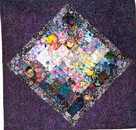 Kruse Kats Krusekats Quilt Watercolor Quilts
