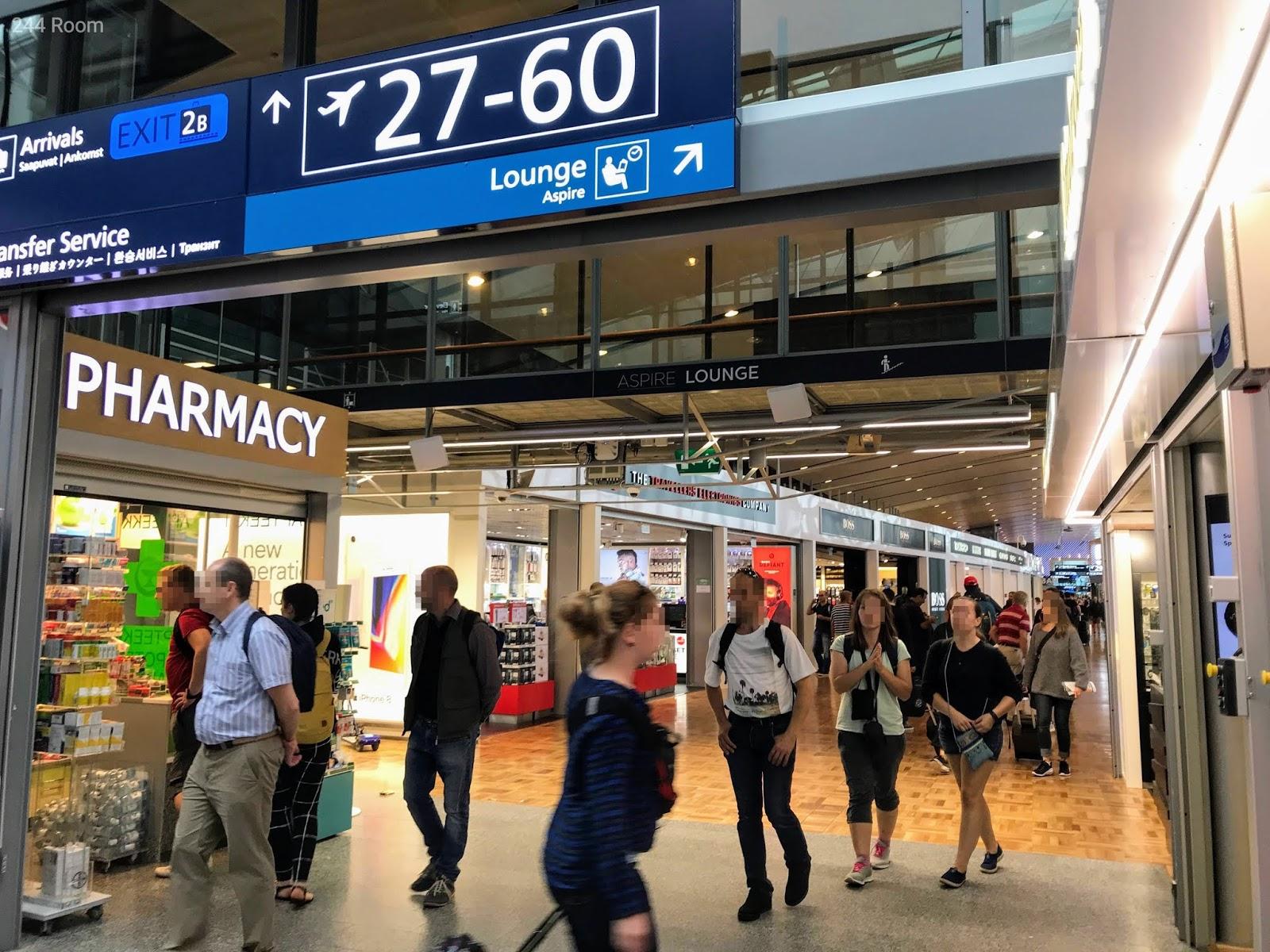 Helsinki Airport Airside