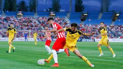 Almería vs Osasuna