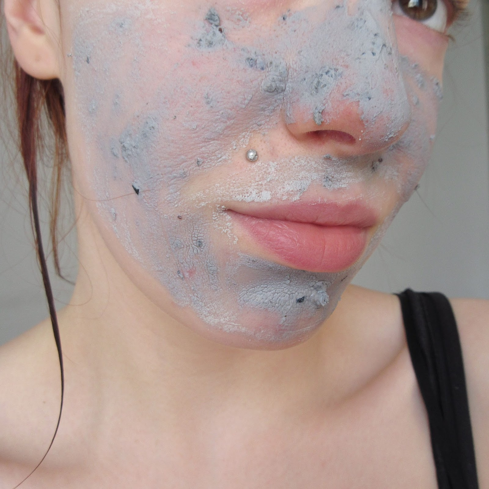 Lush Catastrophe Cosmetic Fresh Face Mask Demo