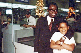 Barack Obama's Father Letters Found In Harlem