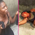 See what Lagosians did to Yoruba actress Yetunde Akilapa after she was caught stealing again in Lagos